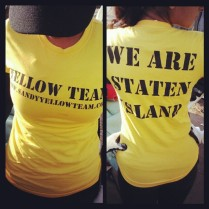Women's T Yellow